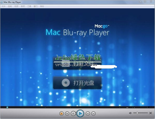Mac Blu-ray Player(蓝光播放器) 2.10.0.1526 绿色中文版