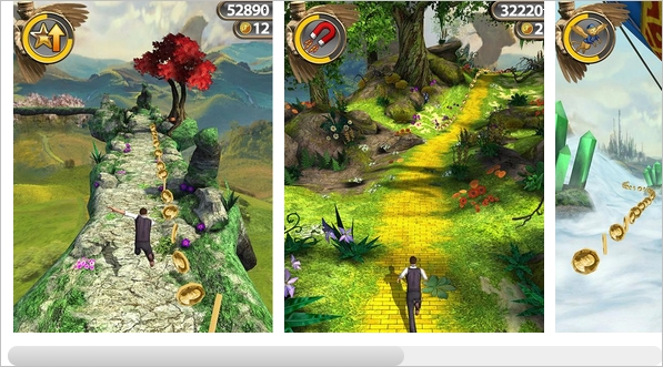 《神庙逃亡:魔境仙踪Temple Run: Oz》[安卓版] V3.3.0 中文版
