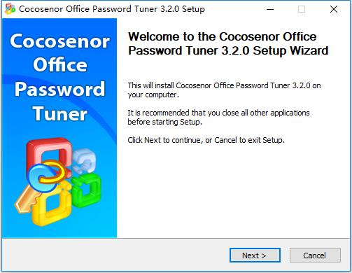 Office Password Tuner软件 3.2.1 免费版