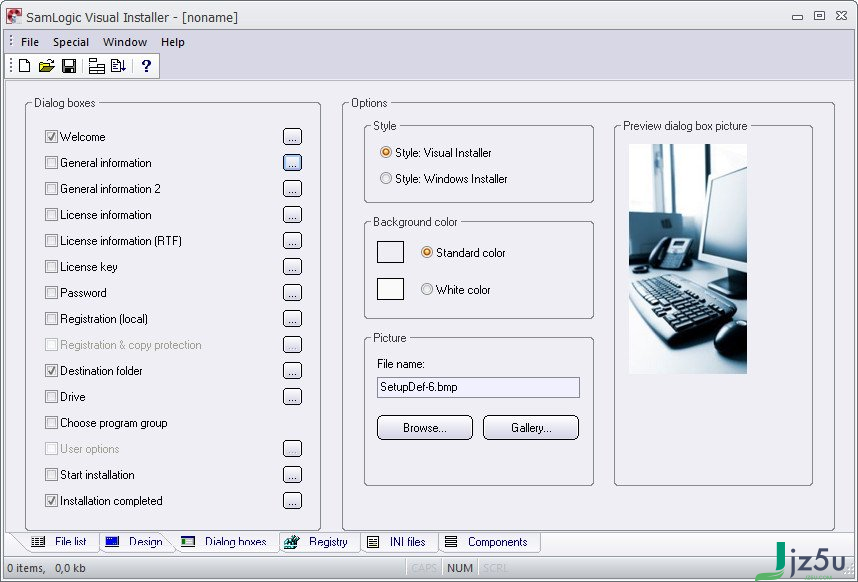 SamLogic Visual Installer Pro