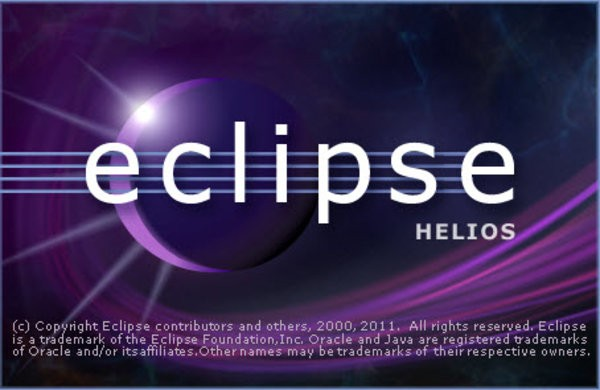 Eclipse截图