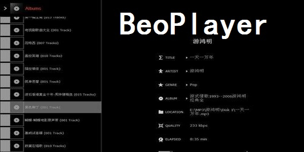 BeoPlayer